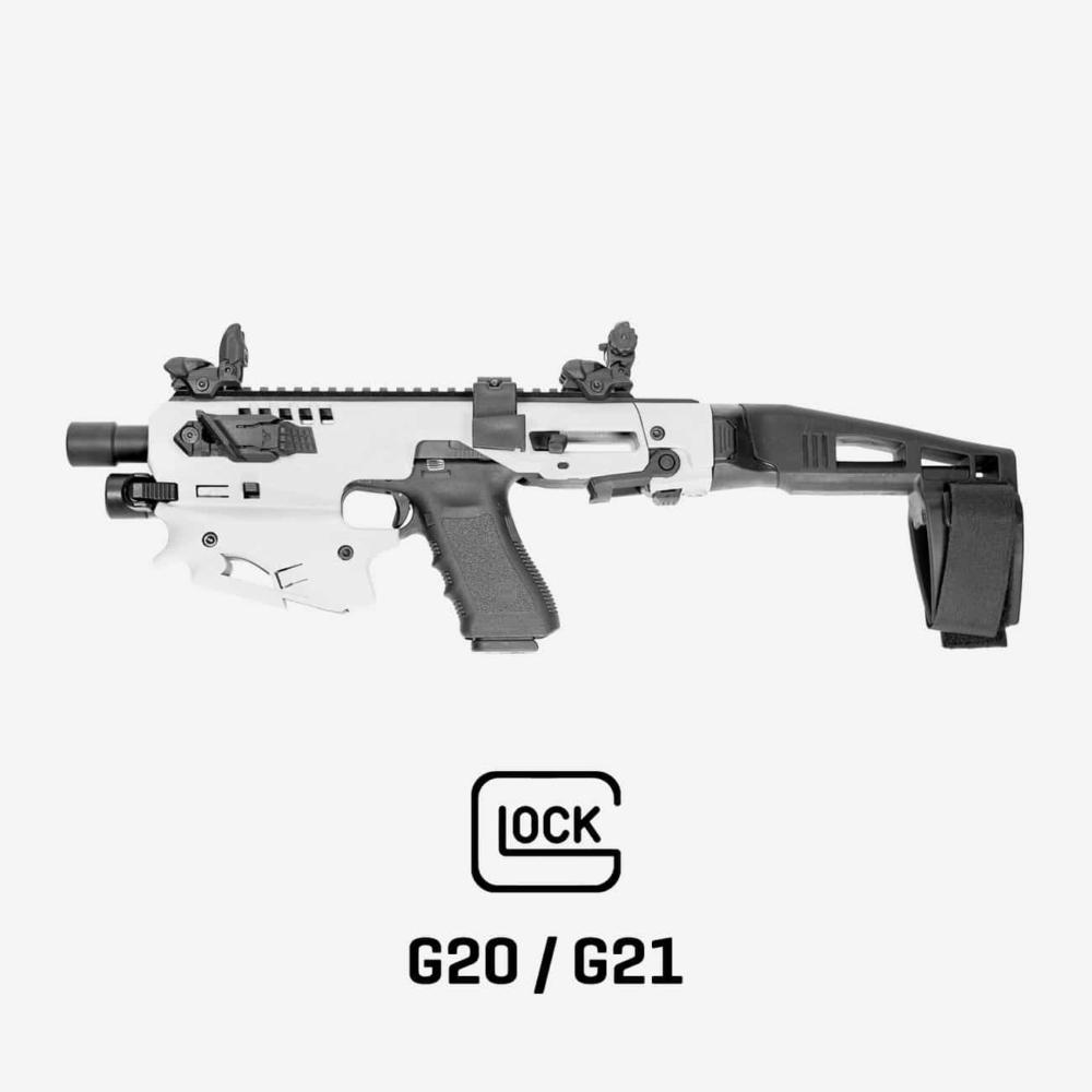 MCK21 | Micro Conversion Kit (Glock 20/21)