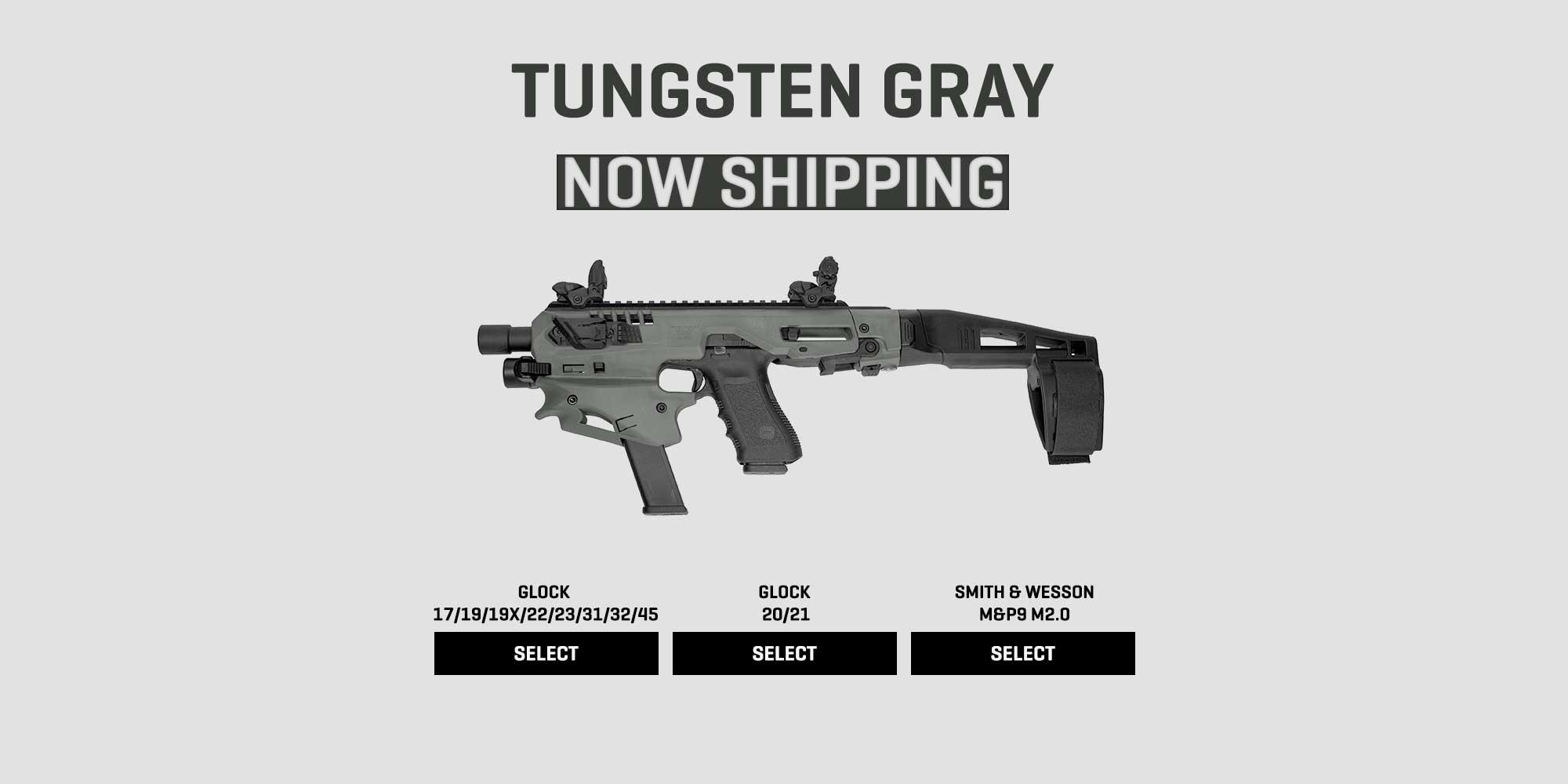 MCK Tungsten Gray