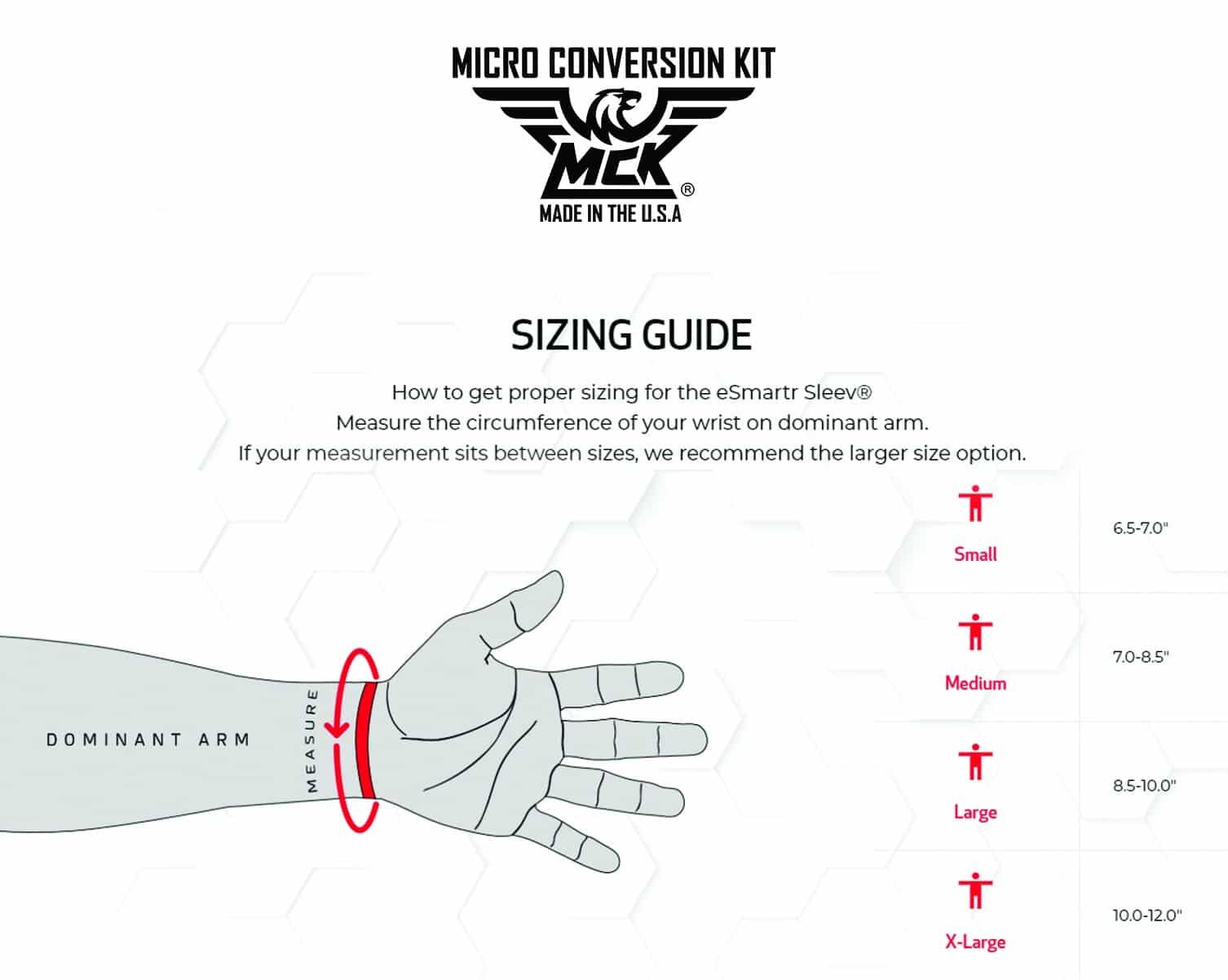 MCK Sleeve