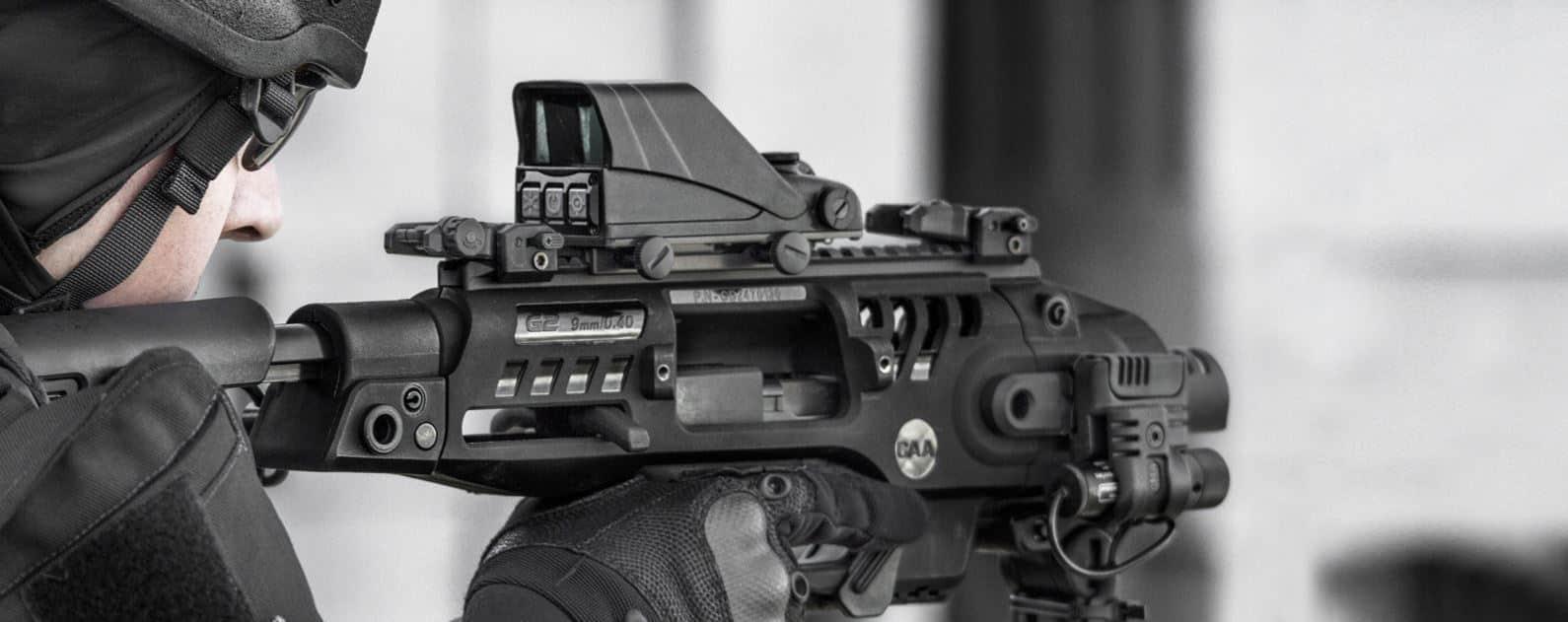 RONI® Pistol Carbine Conversion - CAA Gear Up - CAA USA