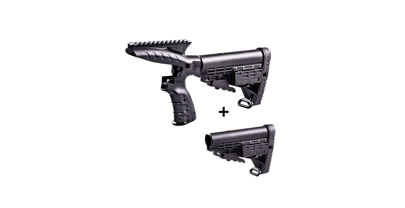 CMGPAT500   Mossberg 500/590 Collapsible Stock & Pistol Grip